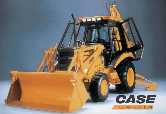 1989 Case 580k Backhoe Parts : Запчасти экскаваторы погрузчики с обратной лопатой case